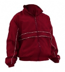 Hadleigh Junior P.E. Track Top - Maroon